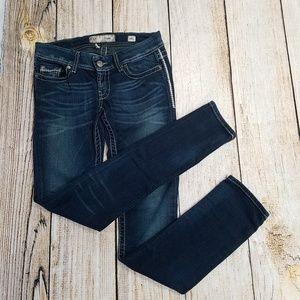 BKE Stella Skinny Jean's Size 28L